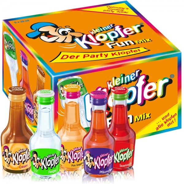 Kleiner Klopfer Fun-Mix, 25 x 20 ml