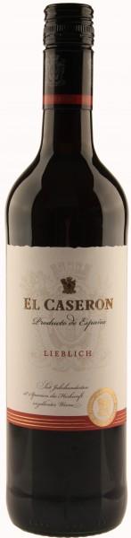 El Caseron Tinto, lieblich, 2017, 0.75 l