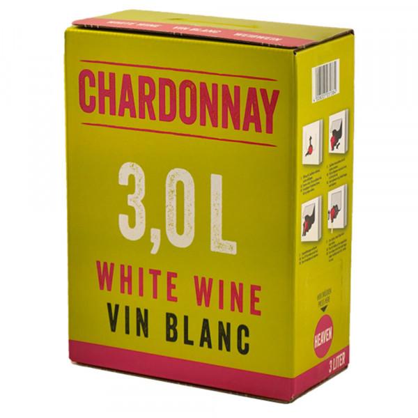 NEON Chardonnay Weisswein Spanien, Bag-in-Box, 3,0 l