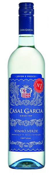 Casal Garcia Vinho Verde DOC, halbtrocken, 0,75L