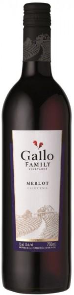 Gallo Merlot, trocken, 2015, 0.75 l