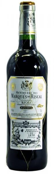 Marques de Riscal Reserva Rioja DOCa, trocken, 2012, 0,75L