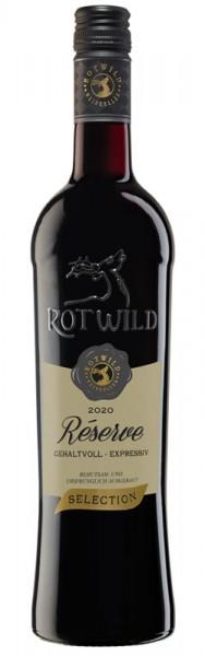 Rotwild Réserve Selection QbA, halbtrocken, 2020, 0,75 l