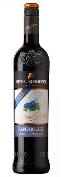 Michel Schneider Cabernet Sauvignon, alkoholfreier Wein, 0,75 l