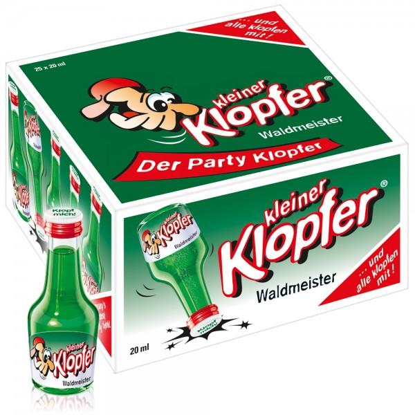 Kleiner Klopfer Waldmeister, 25 x 20 ml
