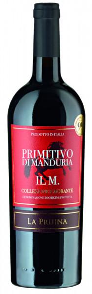 La Pruina Primitivo di Manduria DOP, trocken, 2019, 0,75 l
