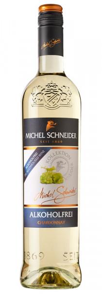 Michel Schneider Chardonnay, alkoholfreier Wein, 0,75 l