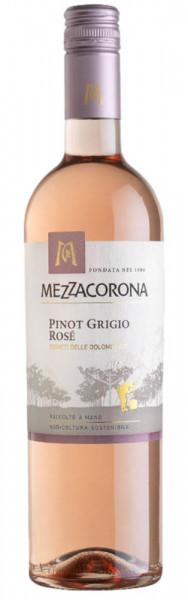 Mezzacorona Roséwein Pinot Grigio Rosé, trocken, 2020, 0,75 l